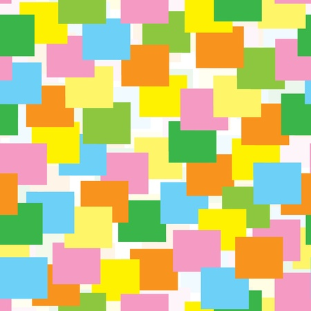 tileable: Background of an overlapping rectangle pattern seamlessly tileable Stock Photo