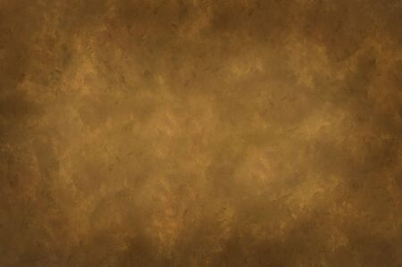 Brown mottled canvas background vignetted around the edges Imagens