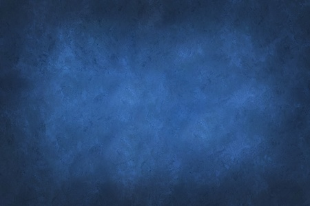 mottled: Blue mottled background with dark vignette around the edges Stock Photo
