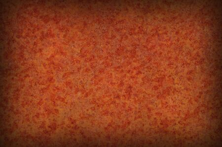 Grungy rusty mottled background surface texture Imagens
