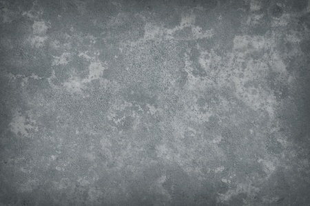 corrosion: Gray mottled and grungy background Stock Photo