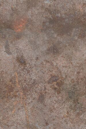 Grungy distressed iron surface seamlessly tileable texture Stock Photo
