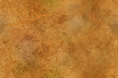 oxidized: Grungy distressed rusty iron surface seamlessly tileable texture Stock Photo