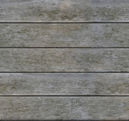 tileable: Weathered gray horizontal wood background texture seamlessly tileable