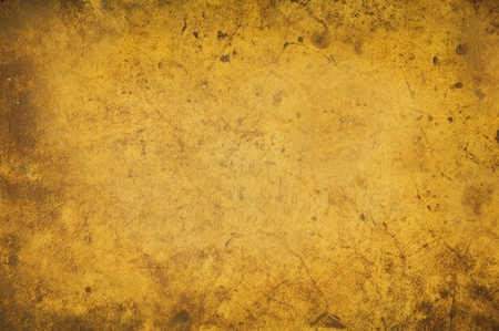 gritty: Grimy yellow background texture