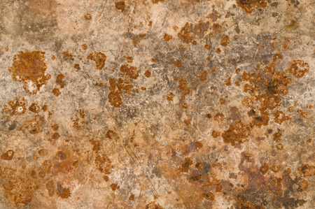 tileable: Metal background with rusty corrosion texture seamlessly tileable