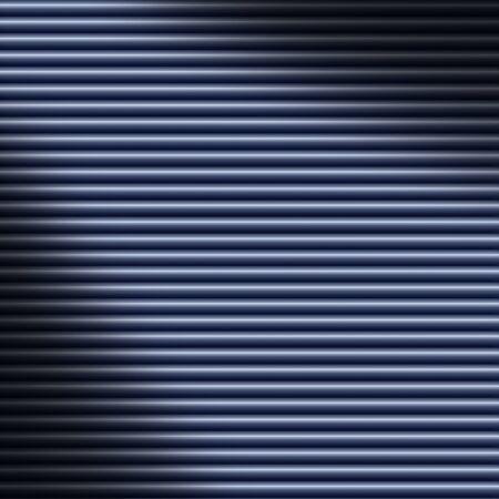 horizontal: Horizontal tube background texture seamlessly tileable. Stock Photo