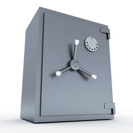 caja fuerte: Seguridad confiable
