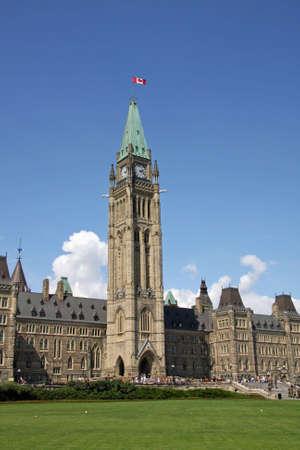 Canadian Parliament Building photo