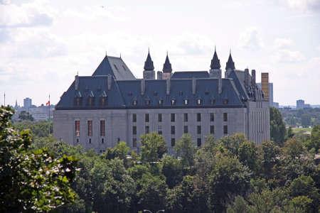 supreme court: SUPREME COURT OF CANADA
