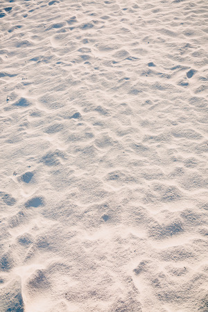 White sand texture. Sand pattern in tropical beach. Natural texture
