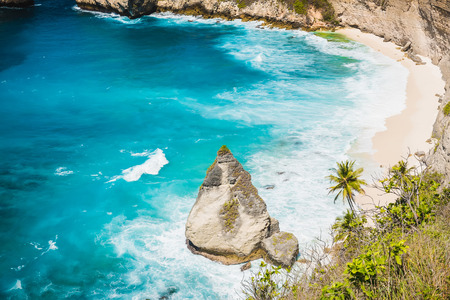 Nusa Penida, Indonesia. Stock Photo