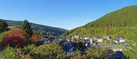 rhine westphalia: Willingen in the Sauerland Germany