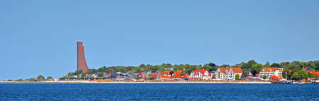 Panorama of Laboe (Germany)