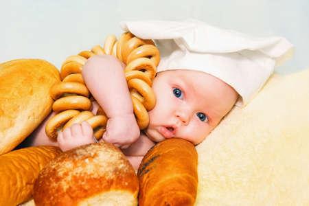 baker's: Little baby chef