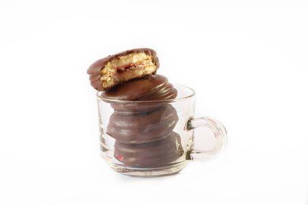 choco: Choco pie chocolate