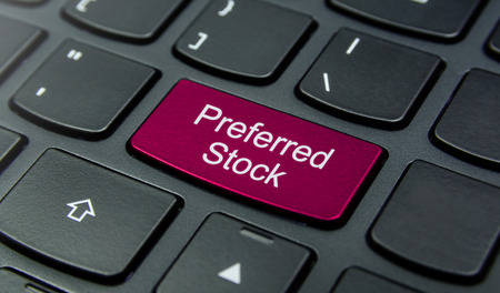 preferred: Close-up the Preferred Stock button on the keyboard and have Magenta color button isolate black keyboard