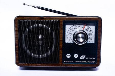 transitor: radio de transistores Foto de archivo