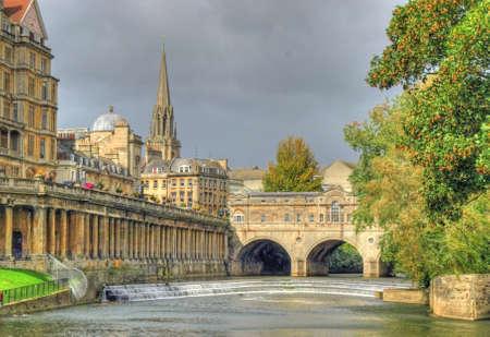 avon: River Avon At Bath