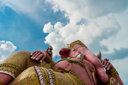 lord ganesha: elephant - headed god