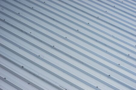 metal roofing on commercial construction