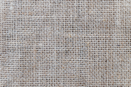 Brown sackcloth texture background - gunny bag Stock Photo