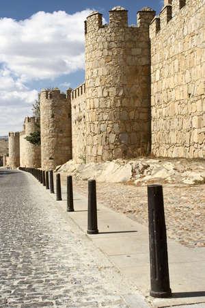 avila: Fortifications of Avila