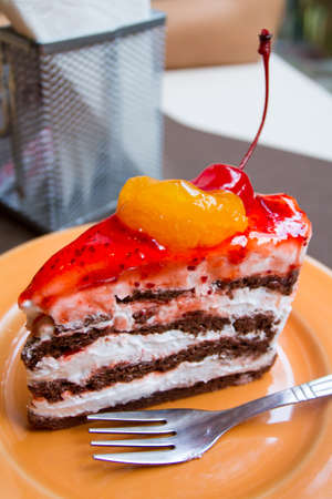 black-forest cake photo