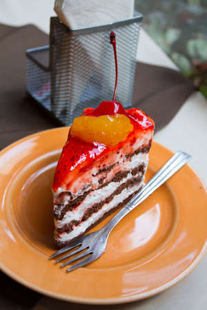 black-forest cake photo