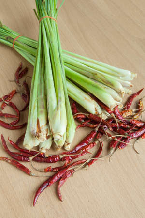 Lemon grass and Pepper photo