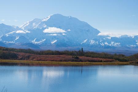 denali: Wonder Lake Denali National Park, alaska, usa