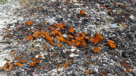 hazardous waste: Hazardous waste Stock Photo