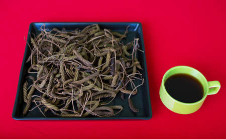 phlegm: East Indian screw tree  Helicteres isora  L  ,bring to boil and drink can have a bitter taste similar to tea