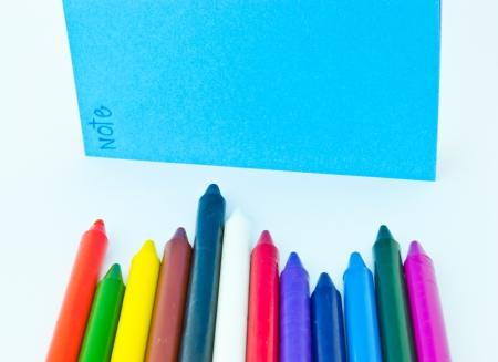 Crayon   Note
