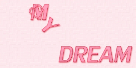 My Dream Stock Photo