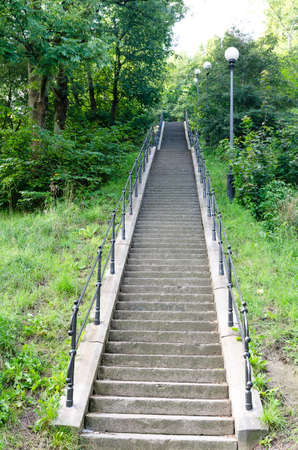 heave: Many stairs goes right up to heave
