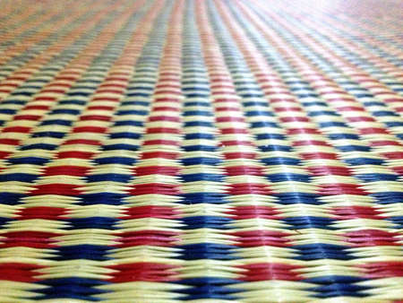 weave: Thai Traditional Mat