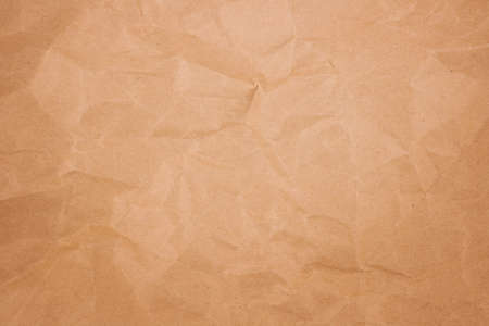 crease: crease brown paper for background, old and ancient