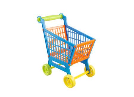 juguetes: juguete carro con coloridos aislados sobre fondo blanco