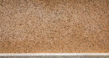 brown granite: brown granite background texture. abstract background Stock Photo