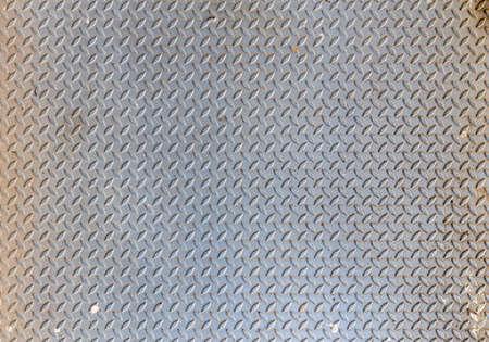placa vieja y sucia de acero estriada con la condición de óxido, resumen de antecedentes