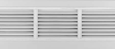 louver: old louvers window with frame ,black and white tone