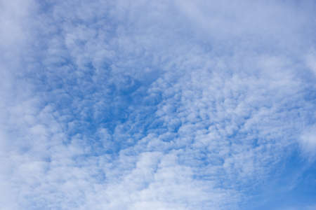cirrus: Cirrus cloud on blue sky ,nature abstract background