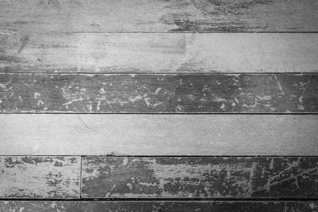 old wood tiles texture background black and white tone