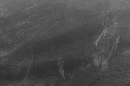black board texture background with dirty stained