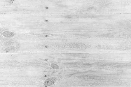 wood background texture, black and white tone