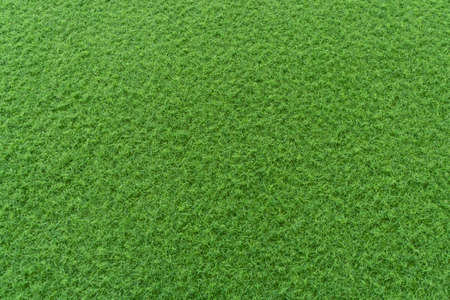 artificial green grass texture background
