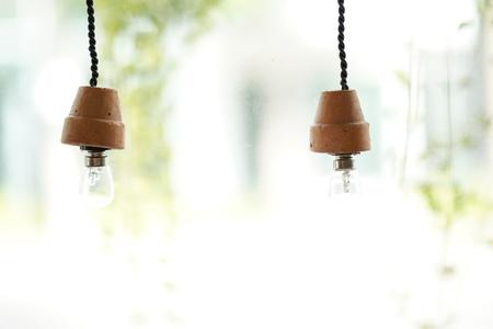 Blurred background made with Vintage Tones,Coffee shop blur background Standard-Bild - 107321413