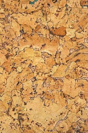 buoyant: Cork panel natural material for bulletin board