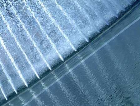 splutter: Splutter water fountain Stock Photo
